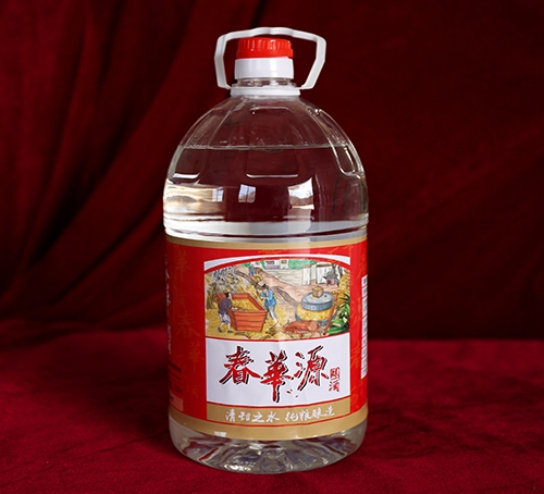 窖藏苞谷酒